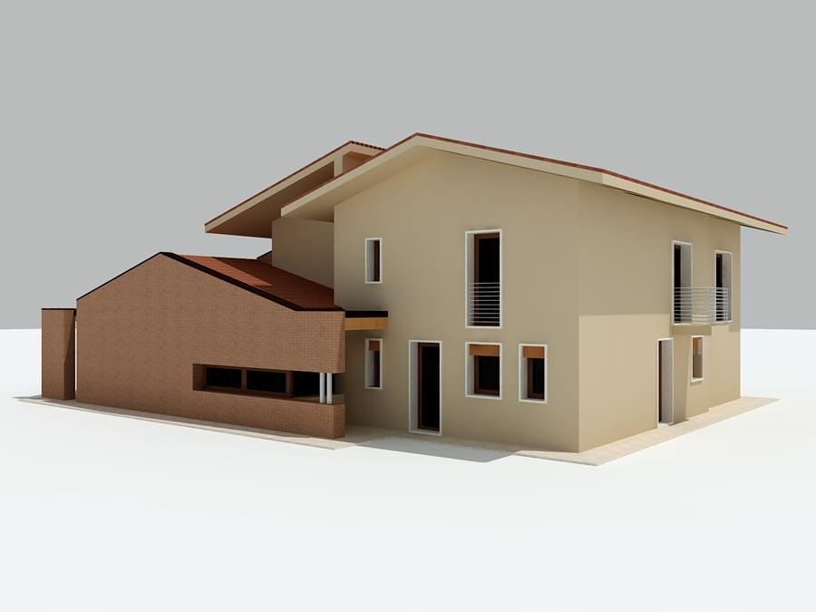 Casa favaro - Ampliamento casa ...